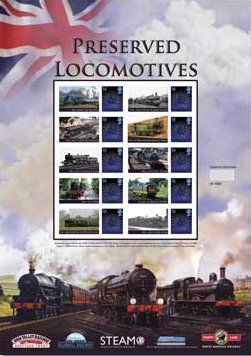 Preserved Locomotives - Buckingham