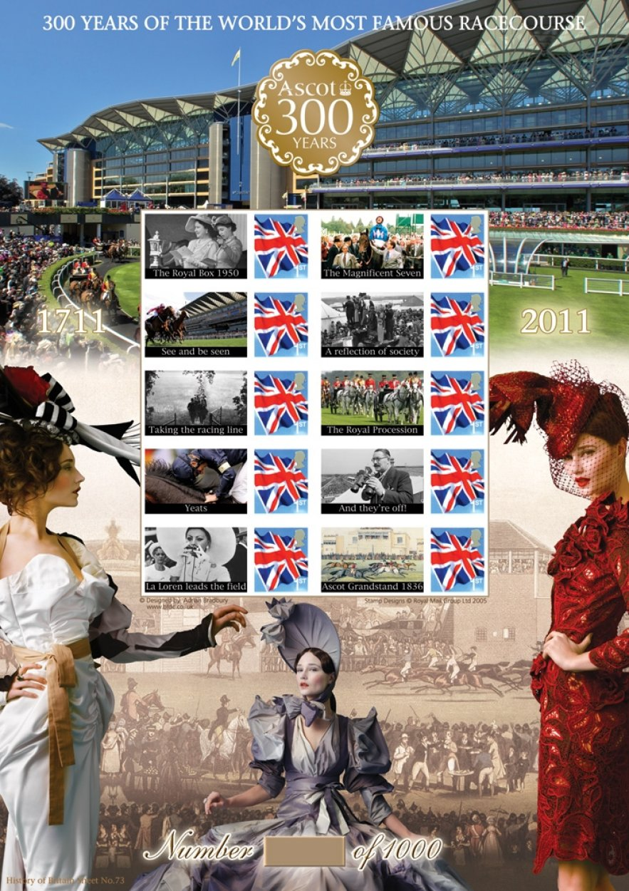 300th Anniviversary of Royal Ascot