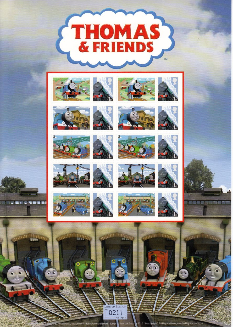 Thomas and Friends - Buckingham