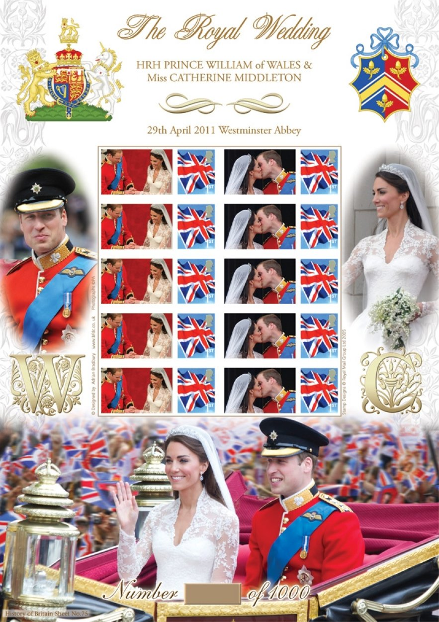 Royal Wedding - William and Kate (ver 2)